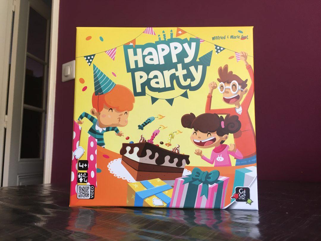Happy Party – Souffler c'est jouer !