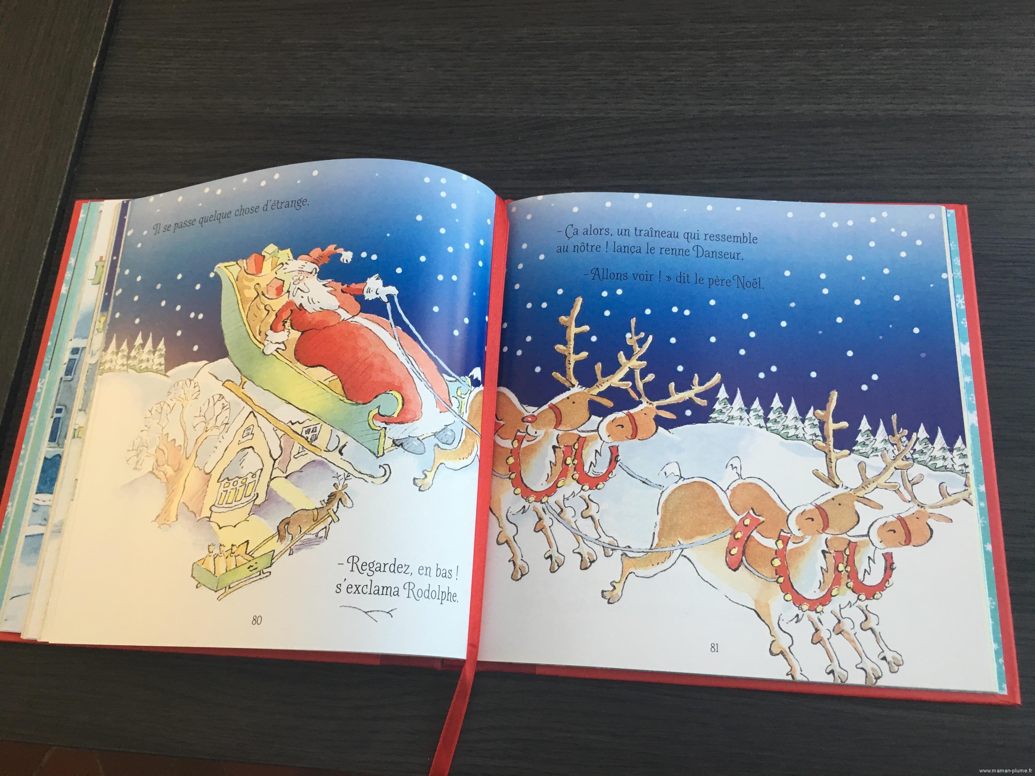 Ma sélection livres de Noël chez Usborne