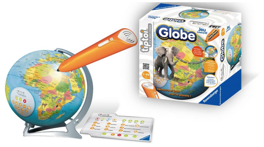 globe-tiptoi
