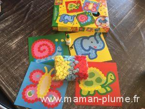 SES Creatives Pom Pom Mosaic