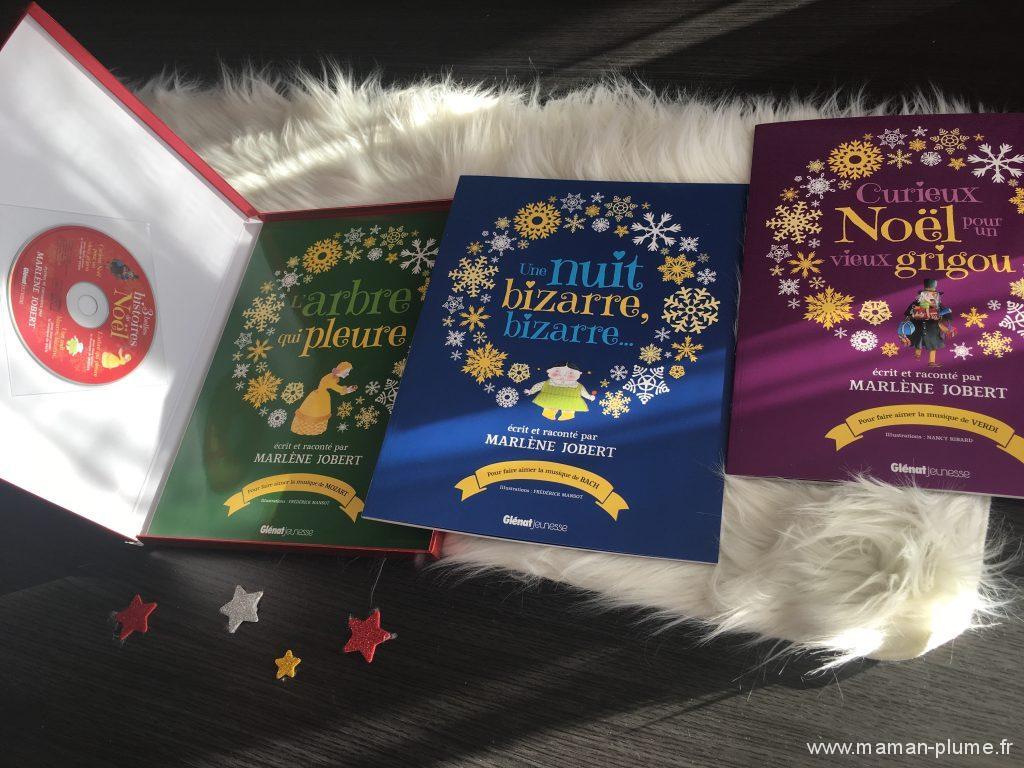 3 belles histoires de Noël pour rester dans la féerie