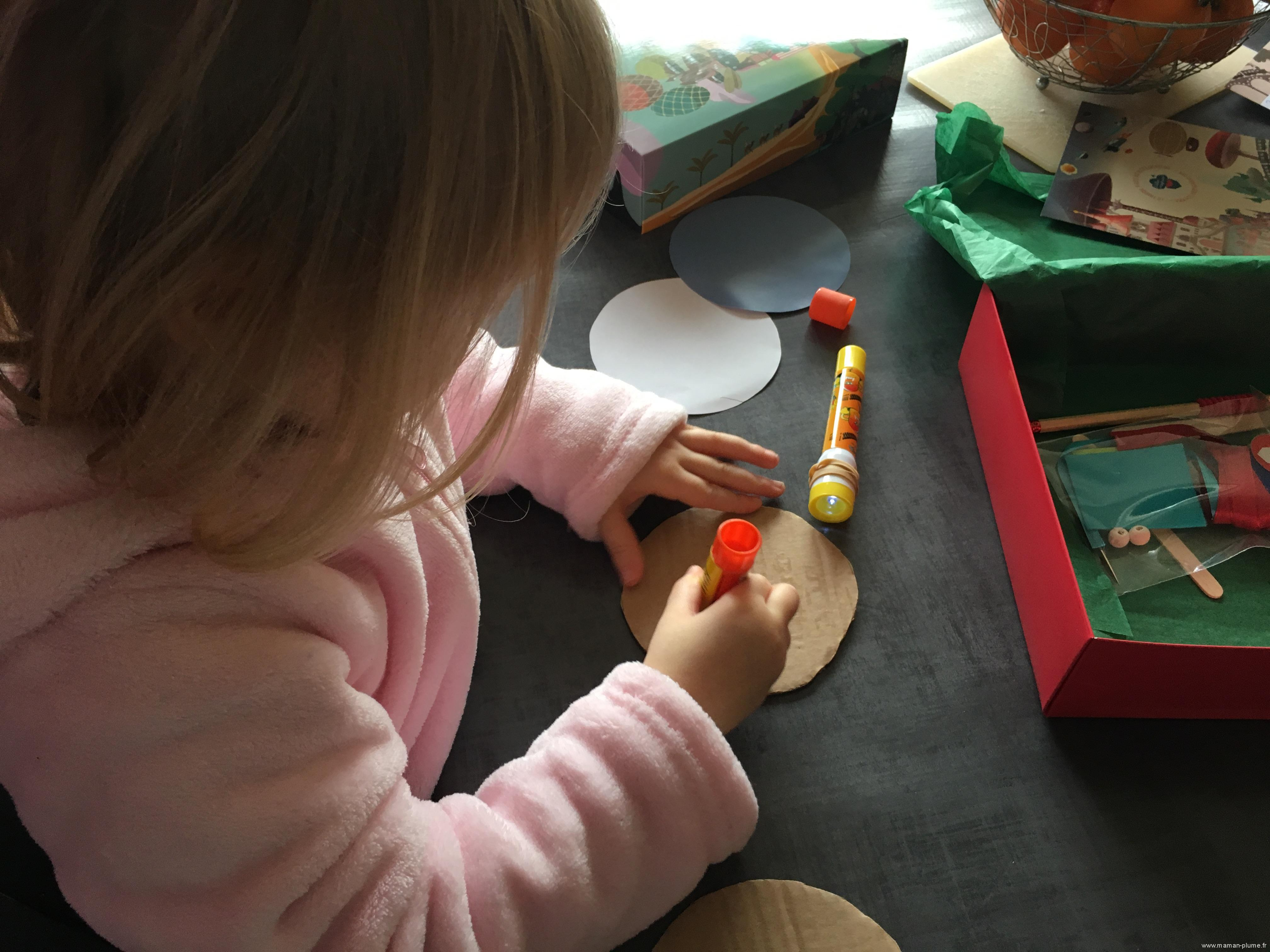 L'atelier imaginaire, une jolie box créative