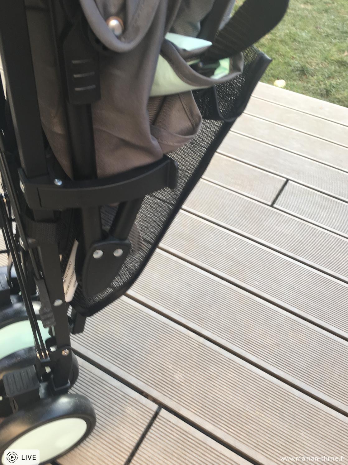 Les nouvelles poussettes canne Diabolo de Babybus