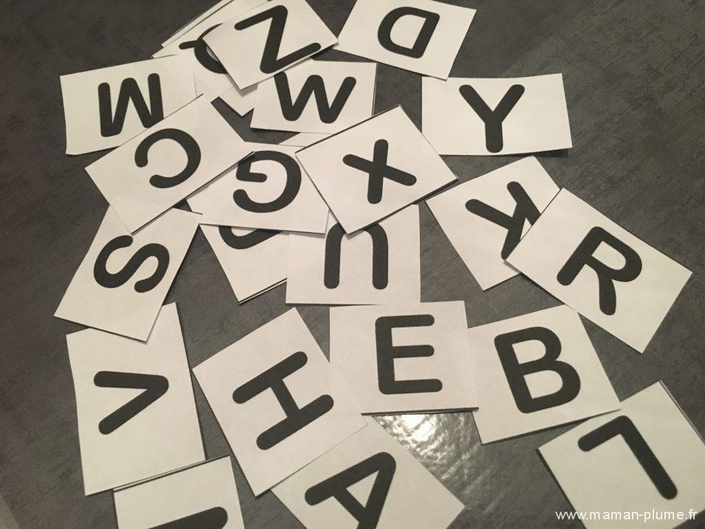 Bien-aimé Un petit Loto Alphabet juste pour vous, ça vous tente ? | Le blog  LI22