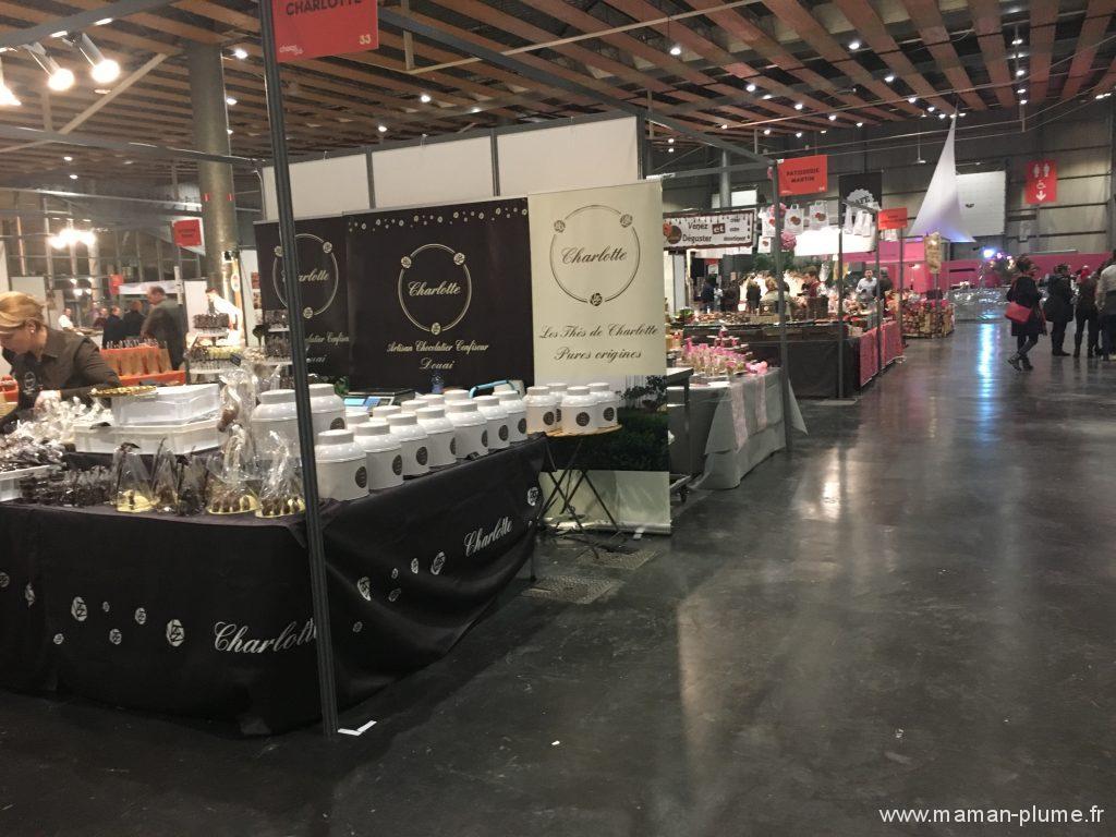 Notre visite au salon Choco&Co Lille 2017
