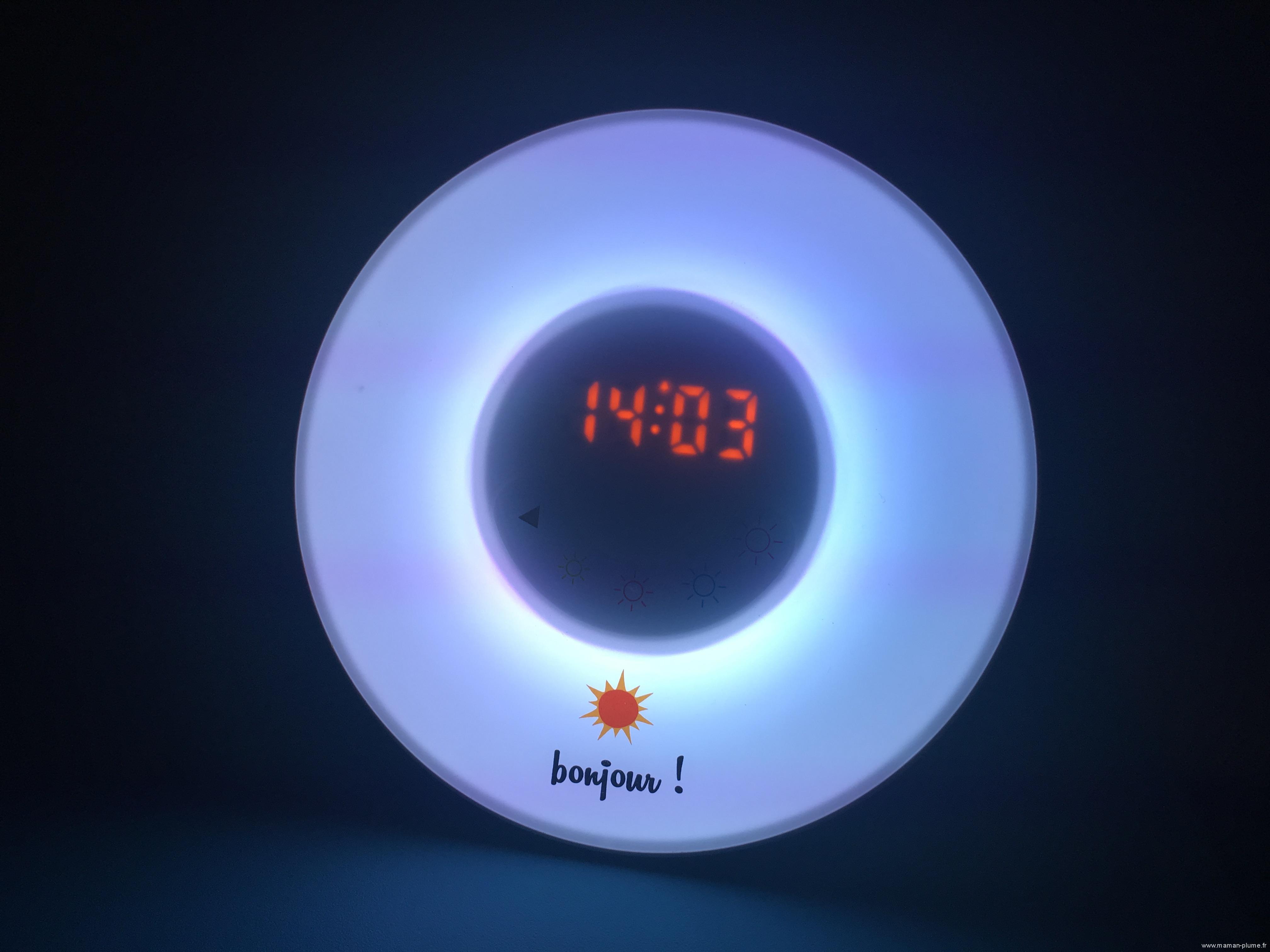 Top life, le réveil simulateur d'aube