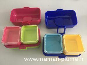 MB Tresor Blueberry, le bento repas fait pour les enfants