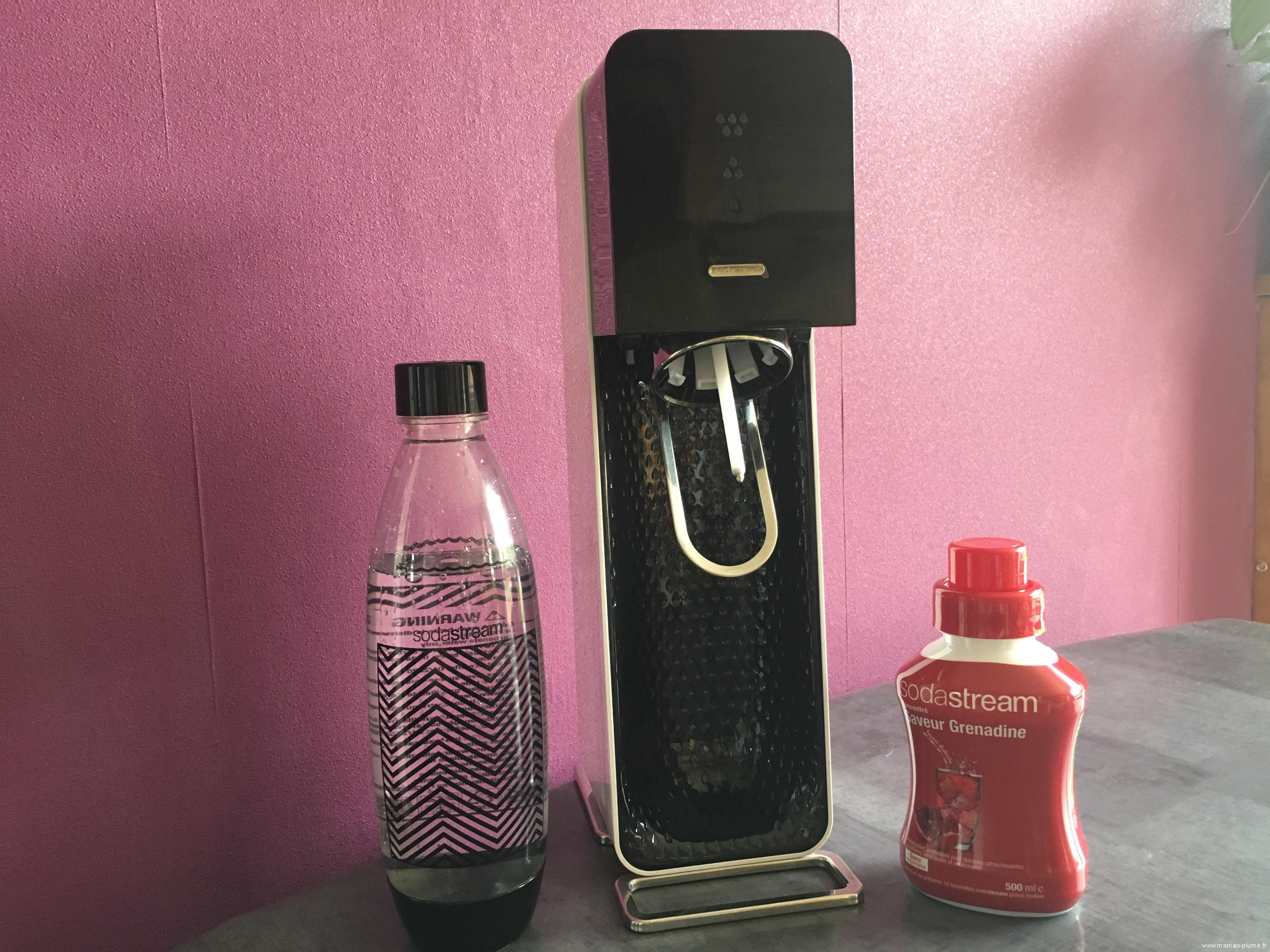 avec sodastream a bulle la maison le blog de maman plume. Black Bedroom Furniture Sets. Home Design Ideas