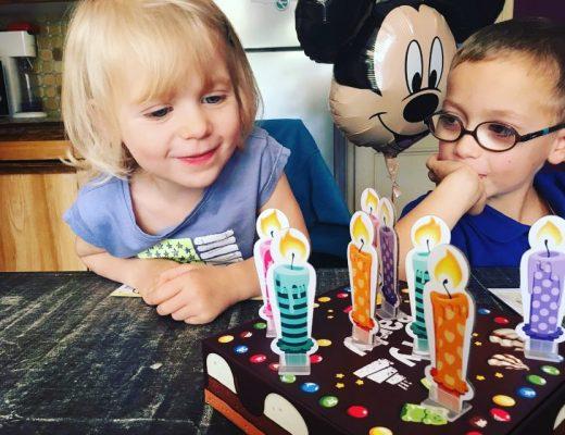 La Wishlist d'anniversaire de Miss Cc 4 ans