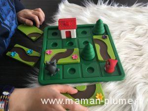 Le petit Chaperon Rouge, un jeu coup de coeur de Smart Games
