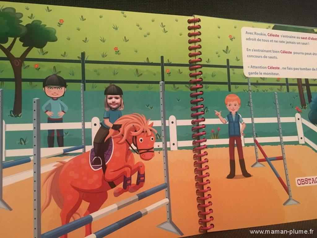Un livre personnalisé pour enfants avec Plume Malice