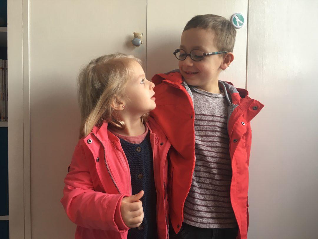 Ma sélection manteaux Verbaudet pour les enfants