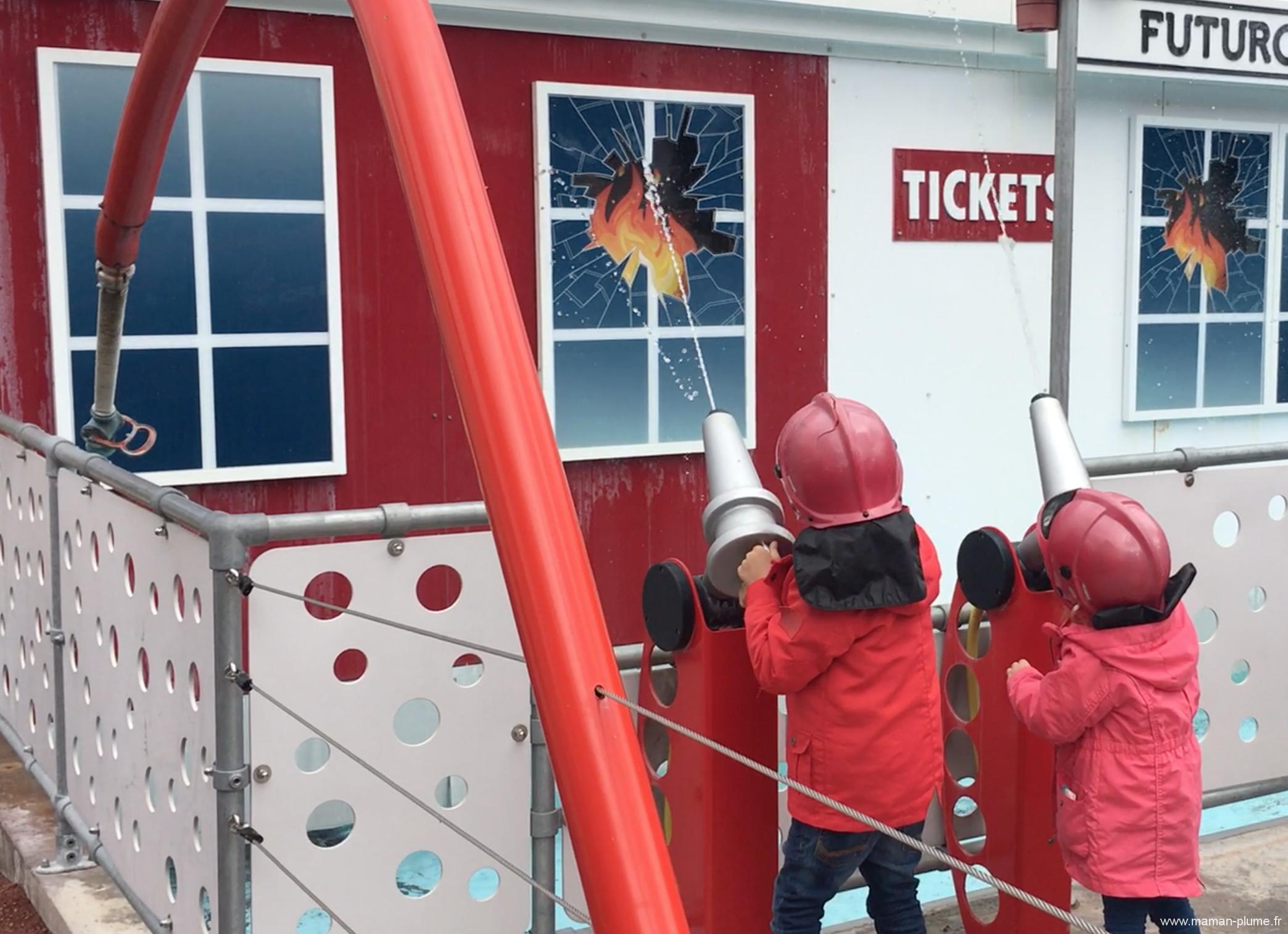 Le Futuroscope avec de jeunes enfants, astuces et bons plans