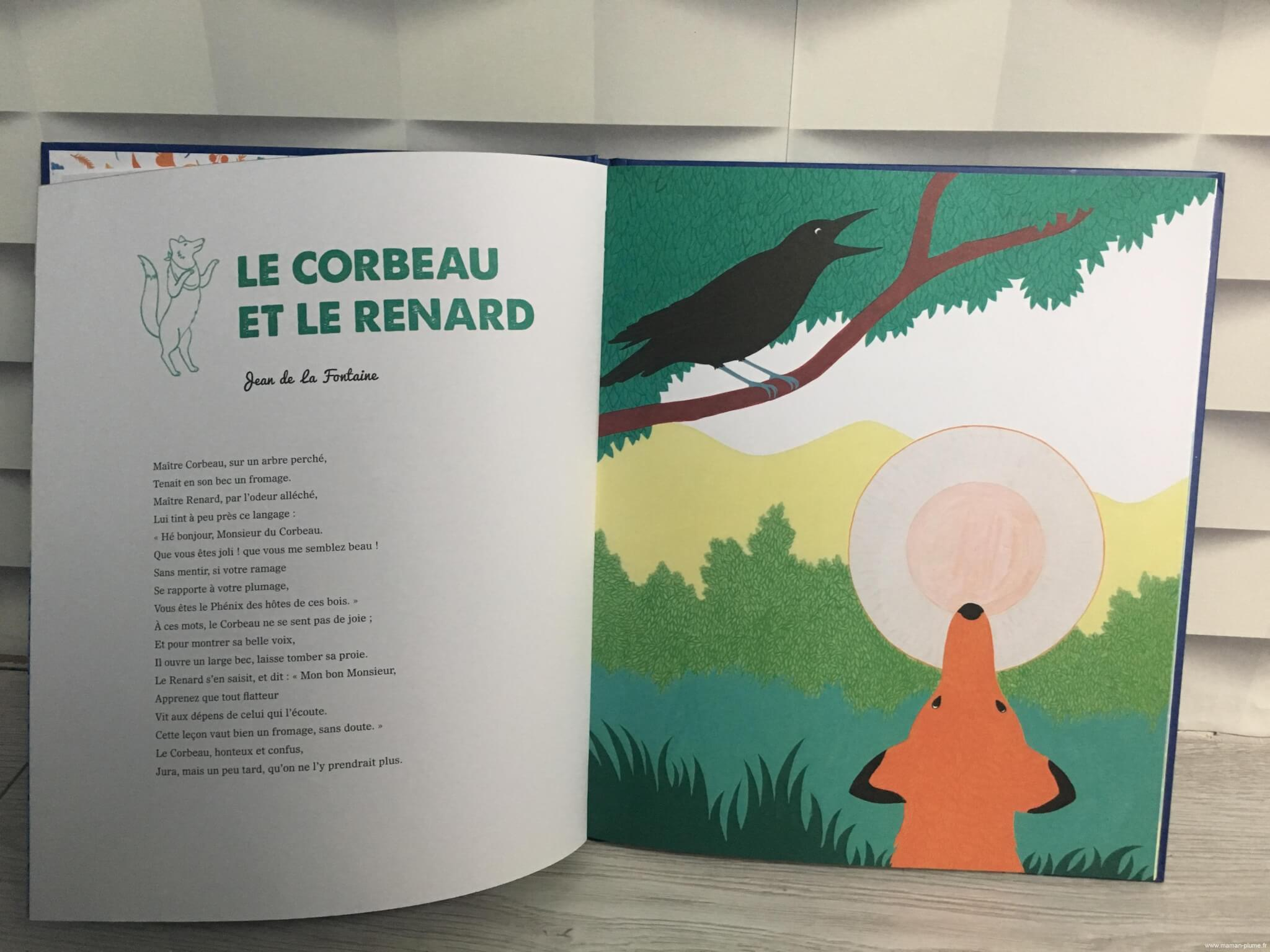 Une poule sur un mur, livre audio des Editions P'titGlénat