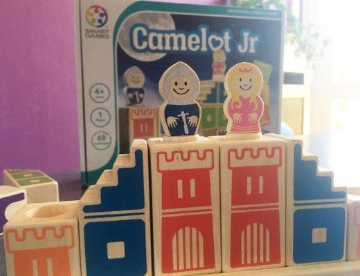Camelot Jr, un jeu de logique mais pas que…