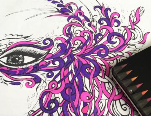 14 Coloriages Adultes pour s'évader…