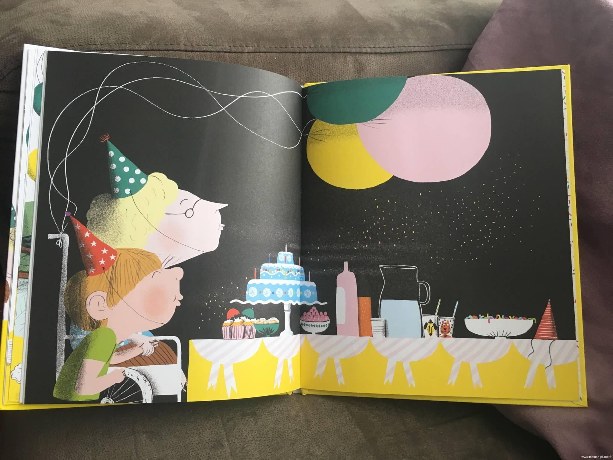 Des histoires d'anniversaires et de bougies !