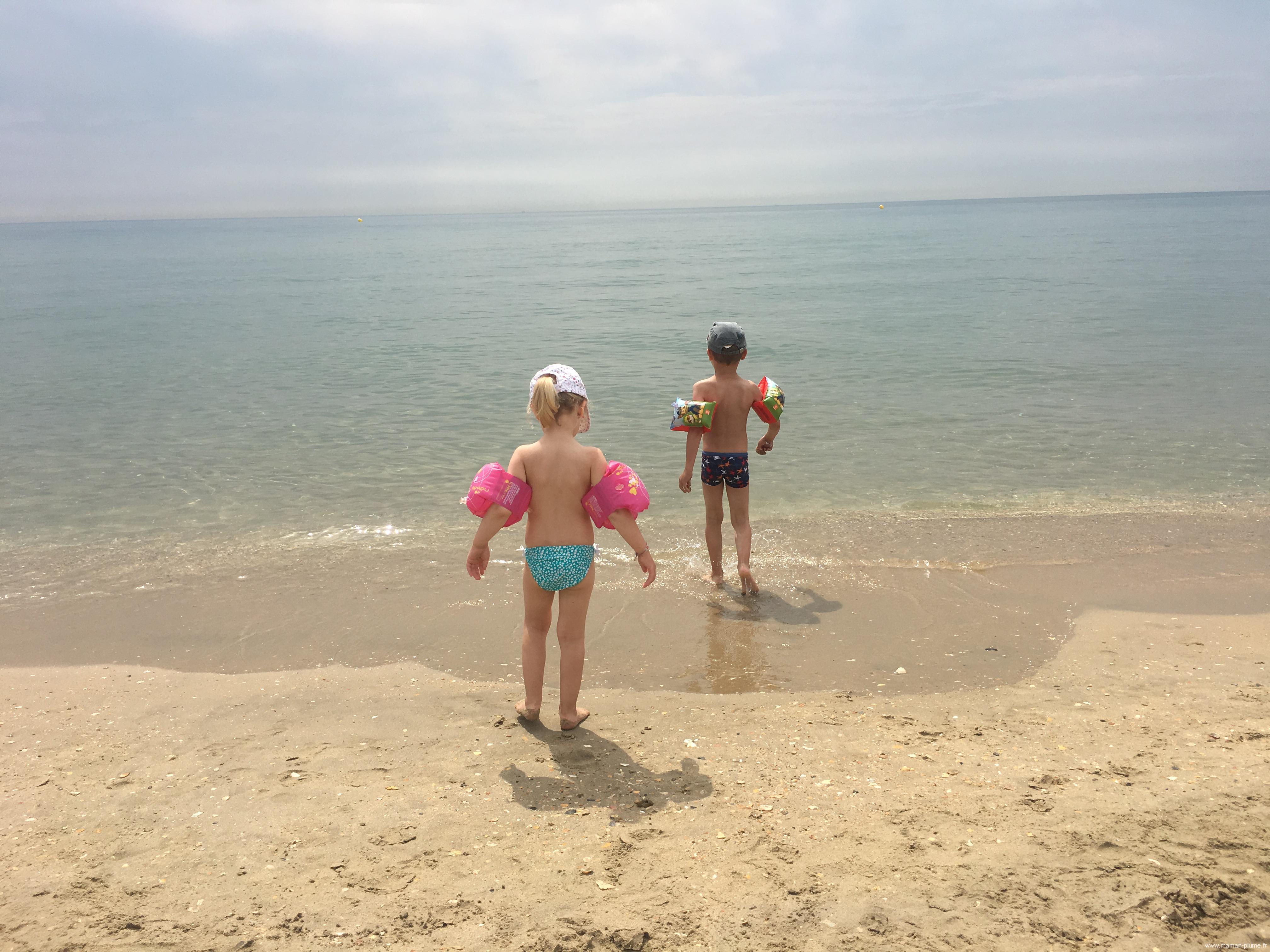 Notre semaine au camping les Méditerranées à Marseillan plage