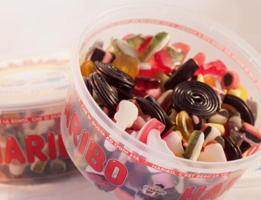 La boîte personnalisée HARIBO : un cadeau original