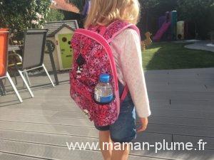 Le sac à dos de Miss CC… chez Berceaux Magique