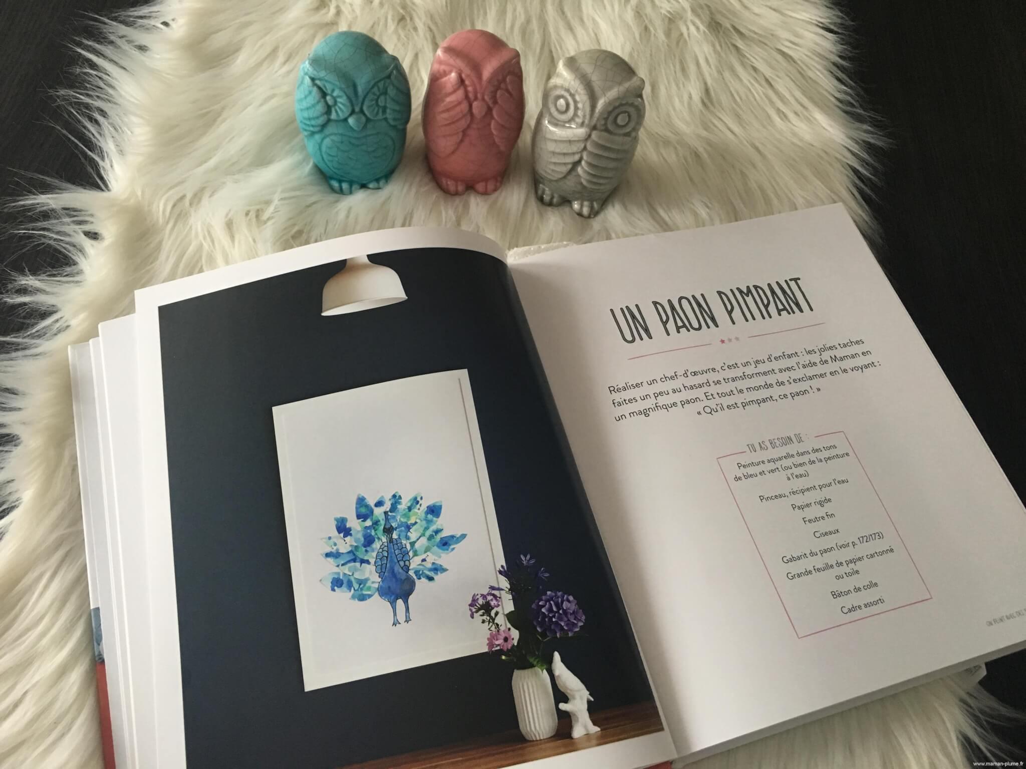 30 activités pour artistes en herbe, mon livre coup de coeur !