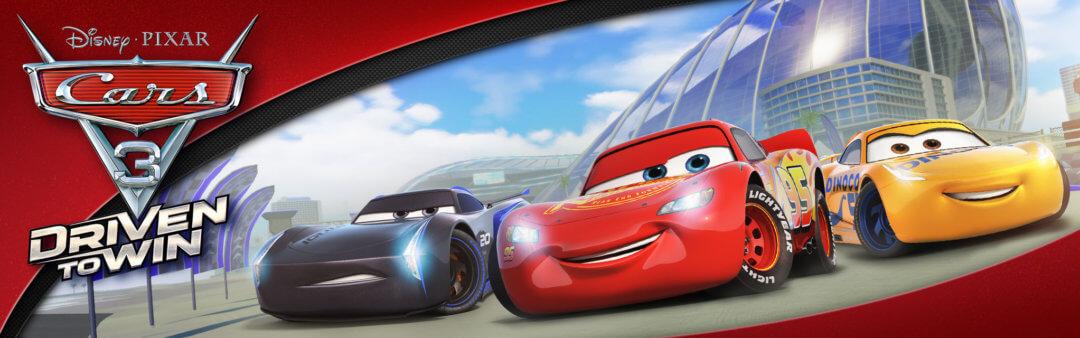 Cars 3 dessin animé