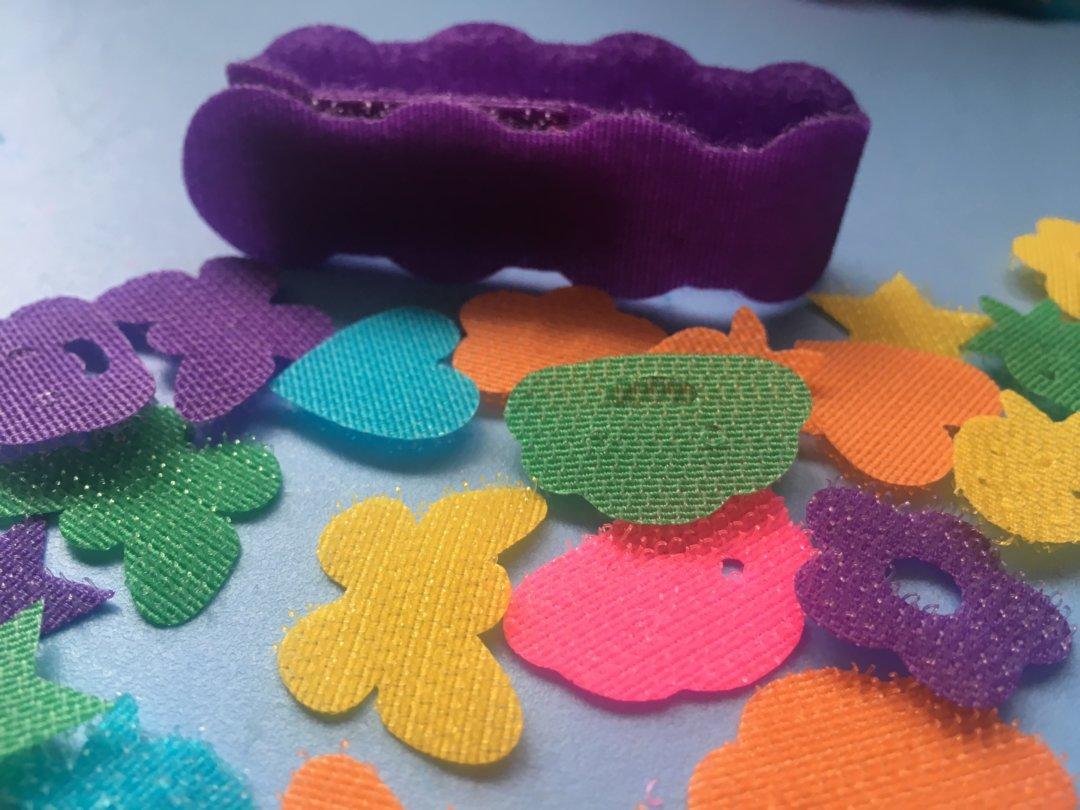 Fabriquer Des Bracelets En Velcro Cest Facile Avec Ses Creative