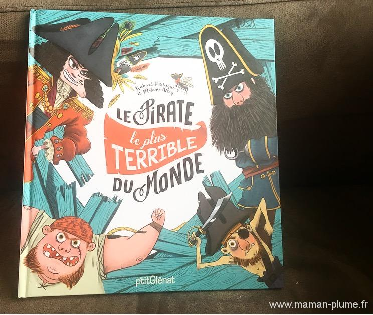 Pause Lecture, le pirate le plus terrible du monde !