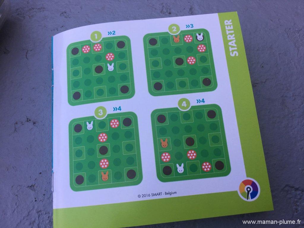 On joue avec Lièvres et Renards de Smart Games