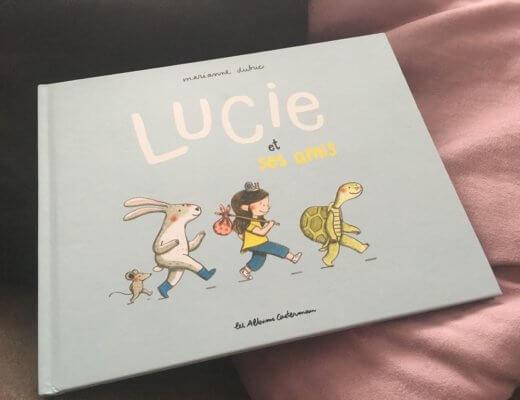 Pause lecture, Lucie et ses amis