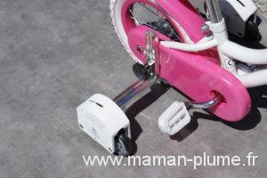 Justed, la nouvelle génération de roulettes pour vélo !