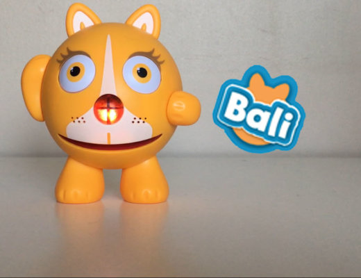 Avec Bali c'est mission perfect english – Les Animalins