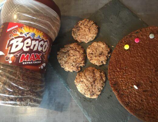 Deux recettes de gateaux au Benco !