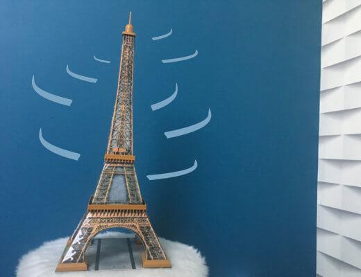 Et si la tour Eiffel était chez moi ?