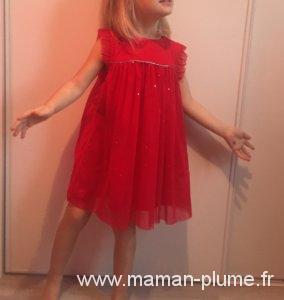 Mes deux coups de coeur robes de fête pour petites filles