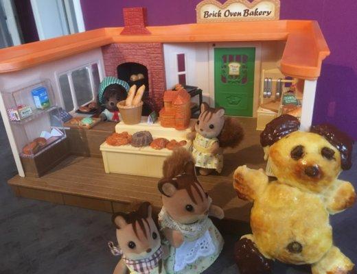 Recette des petits oursons, inspiration Sylvanian Family