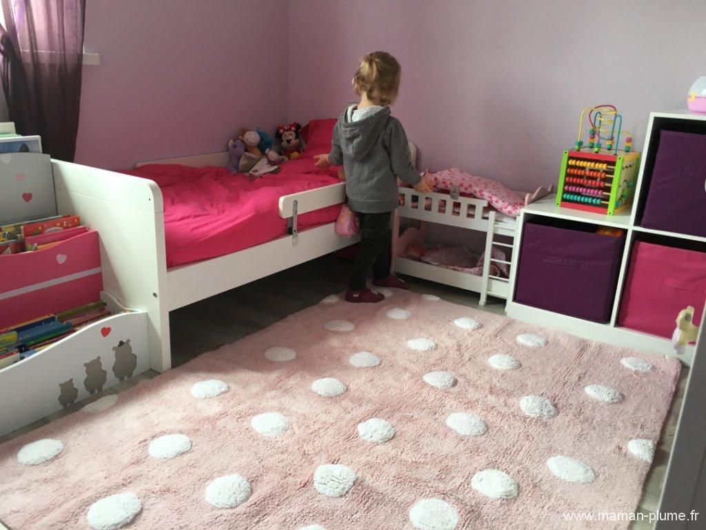 Idées d'aménagement pour une petite chambre de fille !
