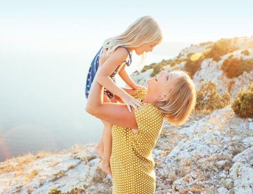 Etre maman…