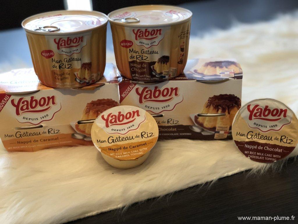 Le plein de souvenirs d'enfance avec Yabon !