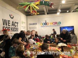 Notre matinée au Maker Faire Lille avec Ïdkids Community !