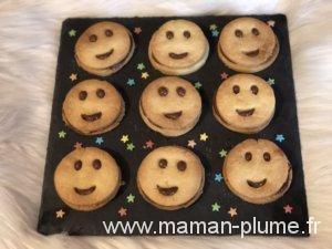 Des biscuits chocolatés qui ont du Smile !