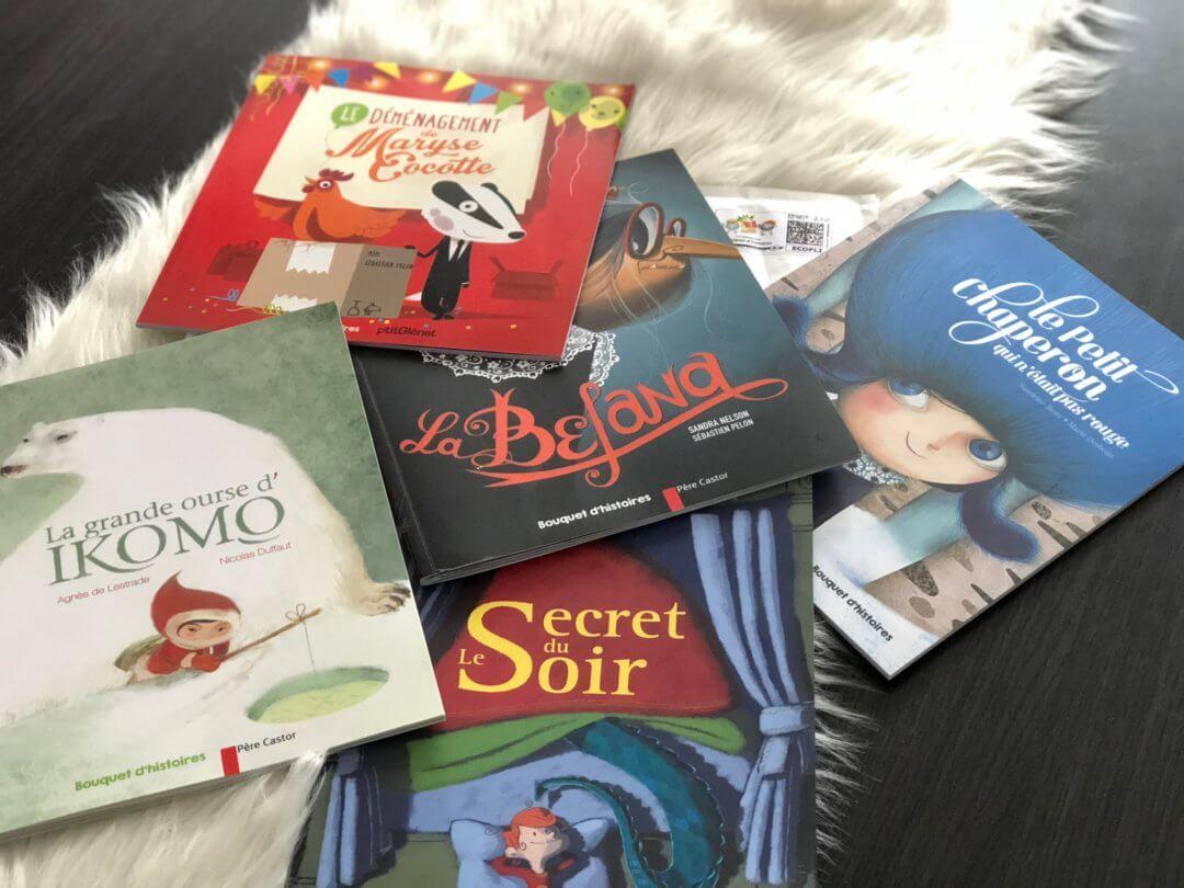 Max, la boîte aux lettres et bouquet d'histoires !