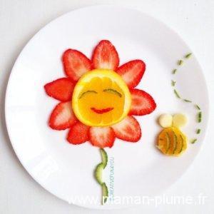 Des goûters originaux et plein de couleurs pour les enfants !