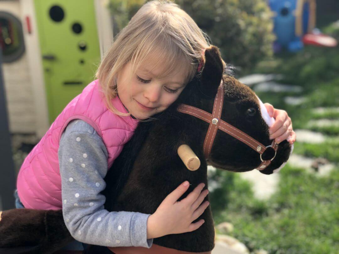 Un amour de poney…
