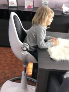 Bloom, la chaise haute évolutive de mon bébé !