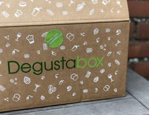 Dégustabox de Janvier, spéciale Petit Déjeuner !
