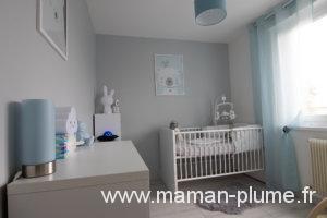 Room tour, bienvenue dans la chambre de Bébé Plume | Le blog de ...