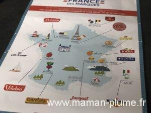 La dégustabox d'Avril, le tour de France