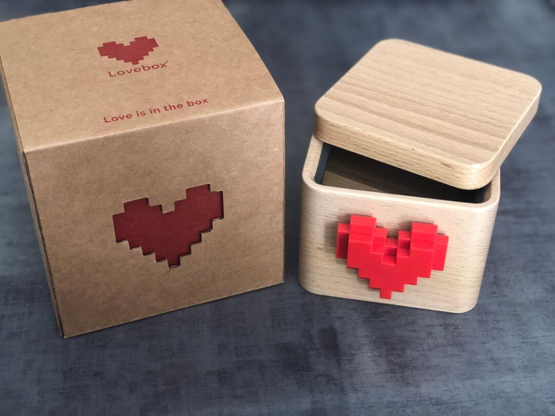 Ma LoveBox est magique !