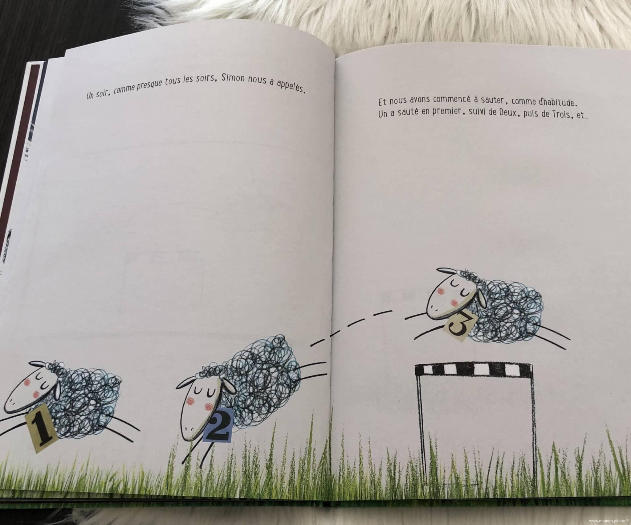 Panique chez les moutons !